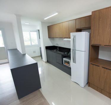 Mobiliado de 3 dormitórios